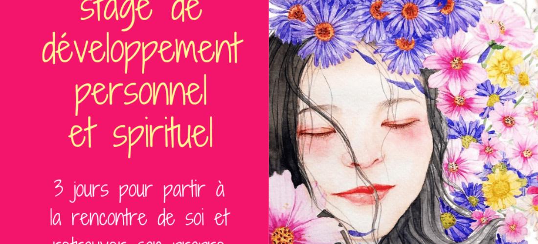 Stage de développement personnel et spirituel sur 3 jours en Bretagne